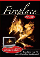 Fireplace In A Box | Movies and Videos | Action