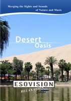ESOVISION Relaxation  DESERT OASIS | Movies and Videos | Action