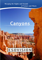 ESOVISION Relaxation  CANYONS | Movies and Videos | Action