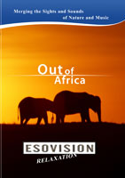 esovision relaxation  out of africa