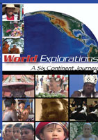 World Explorations A Six Continent Journey | Movies and Videos | Action