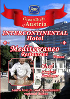 great chefs of austria chef manfred buchinger vienna inter-continental a four seasons hotel
