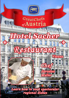 Great Chefs of Austria Chef Jaroslav Muller Vienna Hotel Sacher | Movies and Videos | Action
