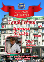 Great Chefs of Austria Chef Reinhard Gerer Vienna Hotel Bristol Korso | Movies and Videos | Action