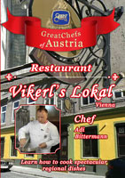 Great Chefs of Austria Chef Adi Bittermann Vienna Restaurant Vikerl's Lokal | Movies and Videos | Action