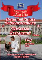 Great Chefs of Austria Chef Christian Petz Vienna Hotel im Palais Schwarzenberg | Movies and Videos | Action
