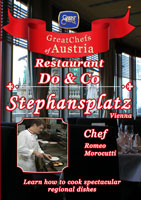 Great Chefs of Austria Chef Romeo Morocutti Vienna Restaurant Do & Co Stephansplatz | Movies and Videos | Action