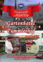 Great Chefs of Austria Chef Walter Jost Seefeld, Tyrol Gartenhotel Tummlerhof Seefeld | Movies and Videos | Action