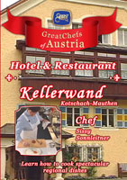 Great Chefs of Austria Chef Sissy Sonnleitner Kotschach-Mauthen Hotel Kellerwand | Movies and Videos | Action