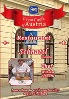 Great Chefs of Austria Chef Wilhelm Schnattl Vienna Restaurant Schnattl | Movies and Videos | Action