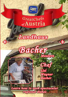 Great Chefs of Austria Chef Lisl Wagner-Bacher Mautern Landhaus Bacher | Movies and Videos | Action