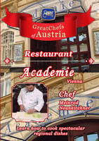 Great Chefs of Austria Chef Meinrad Neunkirchner Vienna Restaurant Academie | Movies and Videos | Action