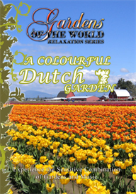 Gardens of the World  A COLORFUL DUTCH GARDEN | Movies and Videos | Action