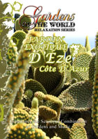 Gardens of the World  JARDIN EXOTIQUE d'ZE Cte d'Azur | Movies and Videos | Action