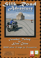 GlobeRiders  Silk Road Adventure A Motorcycle Journey Istanbul, Turkey to Xian, China | Movies and Videos | Action