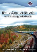Rails Across Russia St. Petersburg to the Pacific | Movies and Videos | Action