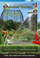 Garden Travels  Santa Barbara Botanic Garden / New Annuals | Movies and Videos | Action