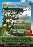 Garden Travels  Discover a different Beard /  Lost in a giant Maze ? | Movies and Videos | Action