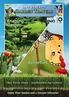 Garden Travels  Enabling Garden/ Butterflies | Movies and Videos | Action