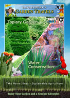 Garden Travels  Topiary Garden/ Water Conservation | Movies and Videos | Action