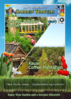 Garden Travels  Chicago Botanic Garden / Kauai Coffee | Movies and Videos | Action