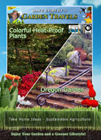 Garden Travels  Colorful Heat-Proof Plants/Oregon Garden | Movies and Videos | Action