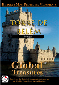 Global Treasures  TORRE DE BELEM Portugal | Movies and Videos | Action