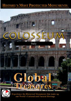 Global Treasures  COLOSSEUM Italy | Movies and Videos | Action