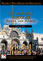 Global Treasures  SAINT MARK's SQUARE Piazza San Marco Venice, Italy | Movies and Videos | Action