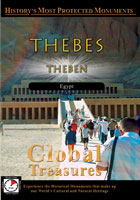 global treasures  thebes theben egypt