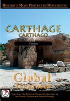 Global Treasures  CARTHAGE Carthago, Tunisia | Movies and Videos | Action