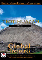 Global Treasures  TEOTIHUACAN Mexico | Movies and Videos | Action