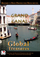 Global Treasures  GRAND CANAL Venice, Italy | Movies and Videos | Action