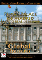 Global Treasures  ROYAL PALACE OF MADRID Palacio Real De Madrid Madrid, Spain | Movies and Videos | Action