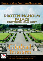 Global Treasures  DROTTNINGHOLM PALACE Drottingholm Slott Sweden | Movies and Videos | Action