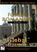 Global Treasures FORUM ROMANUM Rome, Italy | Movies and Videos | Action