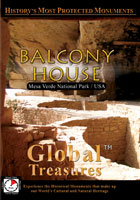 Global Treasures  BALCONY HOUSE Mesa Verde National Park, Colorado | Movies and Videos | Action