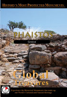 Global Treasures  PHAISTOS Greece | Movies and Videos | Action
