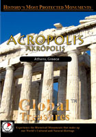 Global Treasures  ACROPOLIS Akropolis Athens, Greece | Movies and Videos | Action