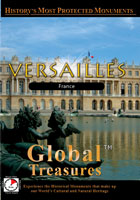 Global Treasures  VERSAILLES Chateau De Versailles Paris, France | Movies and Videos | Action
