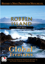 Global Treasures  ROBBEN ISLAND Cape Town, South Africa | Movies and Videos | Action