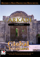 Global Treasures  ARKADI Crete, Greece | Movies and Videos | Action