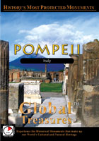 Global Treasures  POMPEII Italy | Movies and Videos | Action