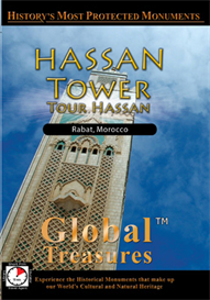 Global Treasures  HASSAN TOWER Rabat, Morocco | Movies and Videos | Action