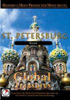 Global Treasures  ST. PETERSBURG Russia | Movies and Videos | Action