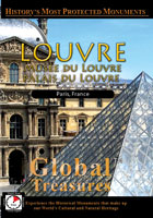 Global Treasures  LOUVRE Musee Du Louvre  Palais Du Louvre France | Movies and Videos | Action