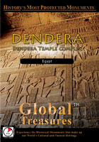 Global Treasures  DENDERA Dendera Temple Complex, Egypt | Movies and Videos | Action