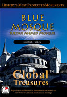 Global Treasures  BLUE MOSQUE Sultan Ahmed Mosque Istanbul, Turkey   Movies and Videos   Action