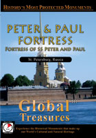 Global Treasures  PETER & PAUL FORTRESS St. Petersburg, Russia | Movies and Videos | Action