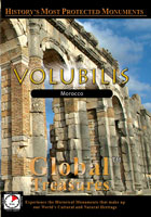 Global Treasures  VOLUBILIS Morocco | Movies and Videos | Action